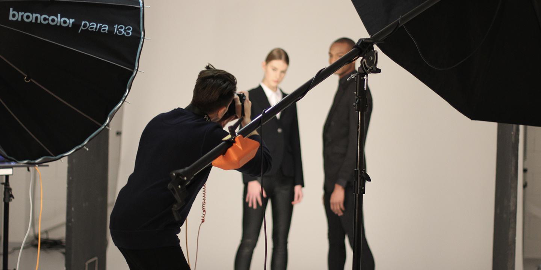 Behind the scenes - Portfolio - Header